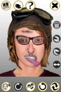 Face Bender – iPhone Fun App to Stretch, Twist and Bend Faces