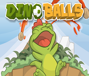 Dino Balls – Facebook Game Review