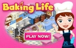 Baking Life – Time Management Game in Facebook