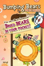 Bumping Bears – Virtual Pet Game for iOS Device