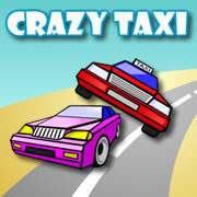 Crazy Taxi – Facebook Racing Game