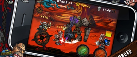 Death Knight – Pure iPhone Action Game for Action Lovers