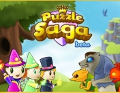 Puzzle Saga – Battling Game with Puzzles