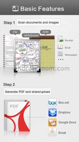 CamScanner - Android App for Phone PDF Creation - Apps4review
