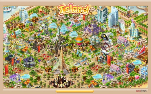 Paradise Island – Android Game to Build Your Empire