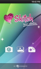 Skitch – Android Photo Editing App