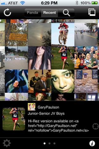 Flicksplorer – iOS App for Fun Flickr Photo Album