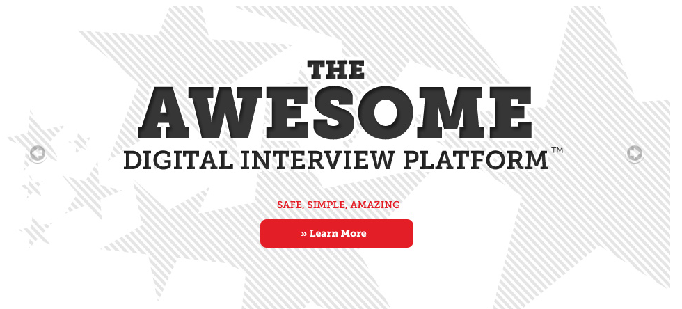 New.hirevue.com – Digital Interview Platform