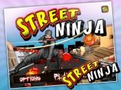 Street Ninja HD – Adventurous iPad Game Play