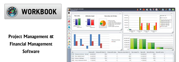 WorkBook.net – Project and Finance Management Software