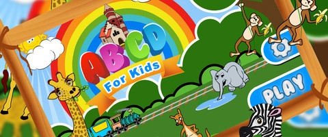 ABCD for Kids – Best iPad Learning App for Kids