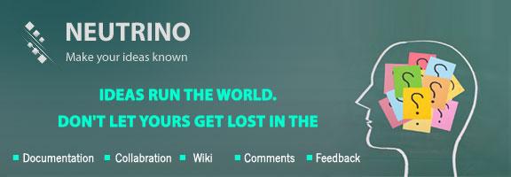 Getneutrino.com – Share Ideas and Get Feedbacks