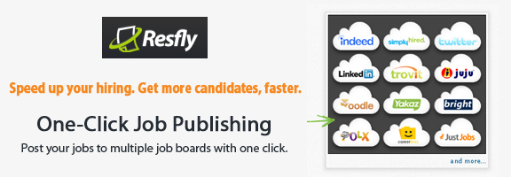 Resfly.com – Complete Recruitment Package for Companies