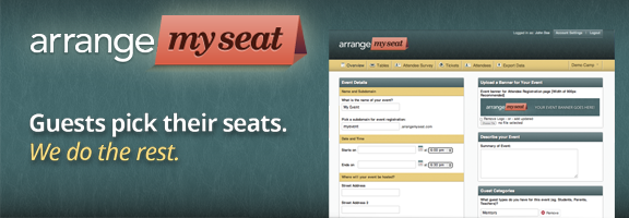ArrangeMySeat.com – Best Web App for Seating Arrangements