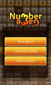 Number Game – Challenging Time Killer Game
