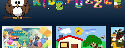 Kids' Puzzle Lite – Enlights and Entertains your kid