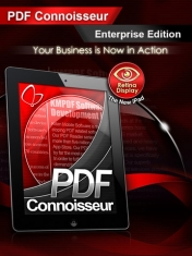 PDF Connoisseur – iPad App for All Your Business Needs