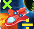 Fun Learning with Space Mathematics App