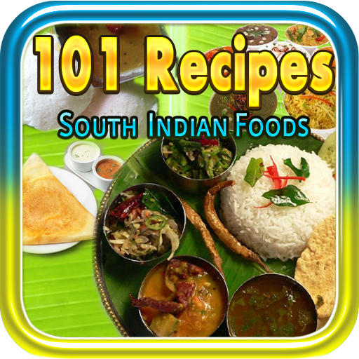 App Preview – 101 Recipes South Indian Food