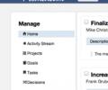 Momentum – Efficient Goal Management Web App