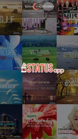 Apps60Review InStatus Create Beautiful Photo Quotes Custom Create Quotes App