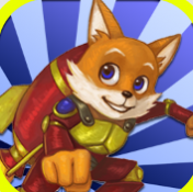 Fox Tales: Rocket Run- An Addictive Endless Runner Game