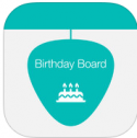 Birthday Board- Never Miss Another Birthday