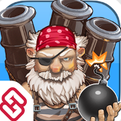 Pirate Legends TD- A splash of challenging fun