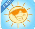 SuperWeather App Free- Equip yourself Adequately