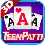 Junglee Teen Patti 3D : Striking the Chord !