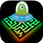 Evade Maze : Escaping from Inescapable