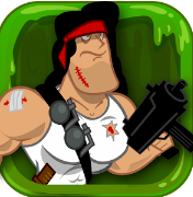 Crazy Zombie :Kill The Deadly Zombies and Save The World