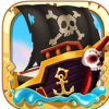 Pirates Gulf Game; Become the Number One Pirate of the Gulf