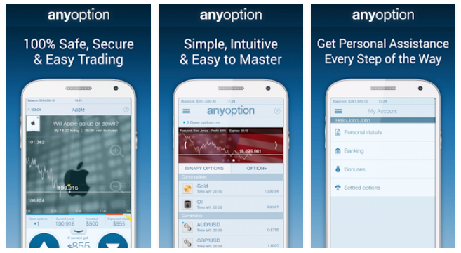 Ai app binary options