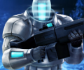 CYBERSPHERE- A NON-STOP ACTION GAME!