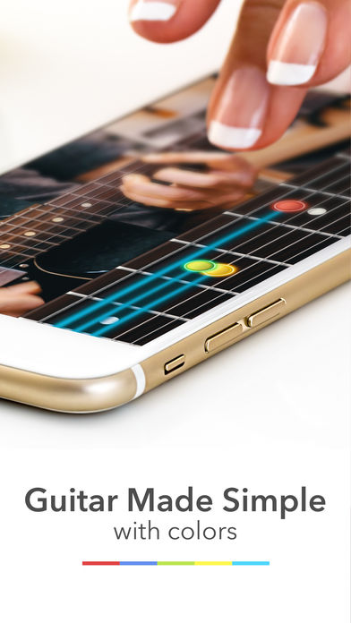 coach guitar iphone app review apps4review. Black Bedroom Furniture Sets. Home Design Ideas
