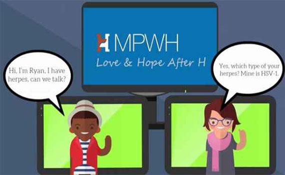Herpes positive dating-sites kostenlos