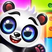 PANDAMINO-COLOR SLIDE & MATCH PUZZLE GAME