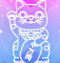 AR Maneki Neko is all about getting the best of fortune