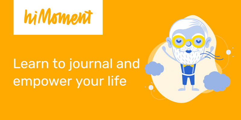 hiMoment: Journaling app