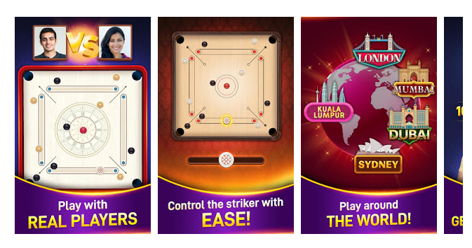 Relive Your Childhood with Carrom Stars