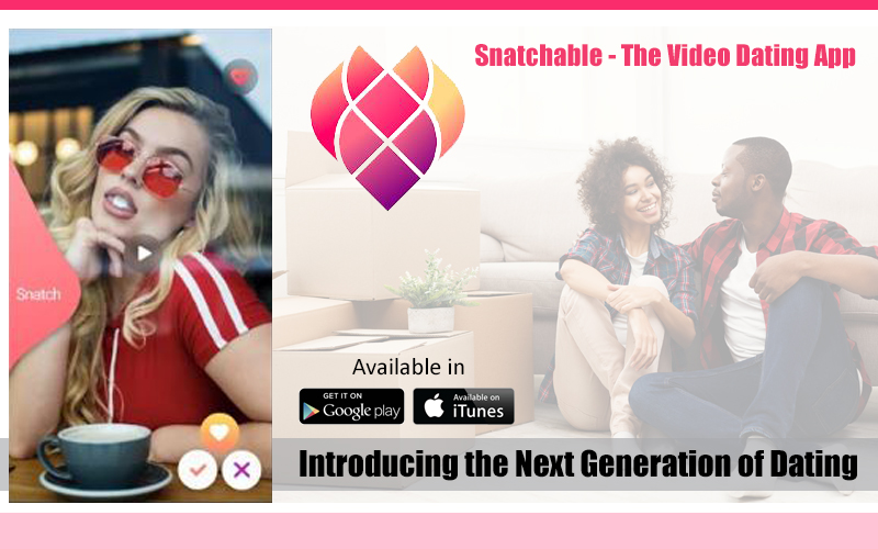 Snatchable – The Video Dating App