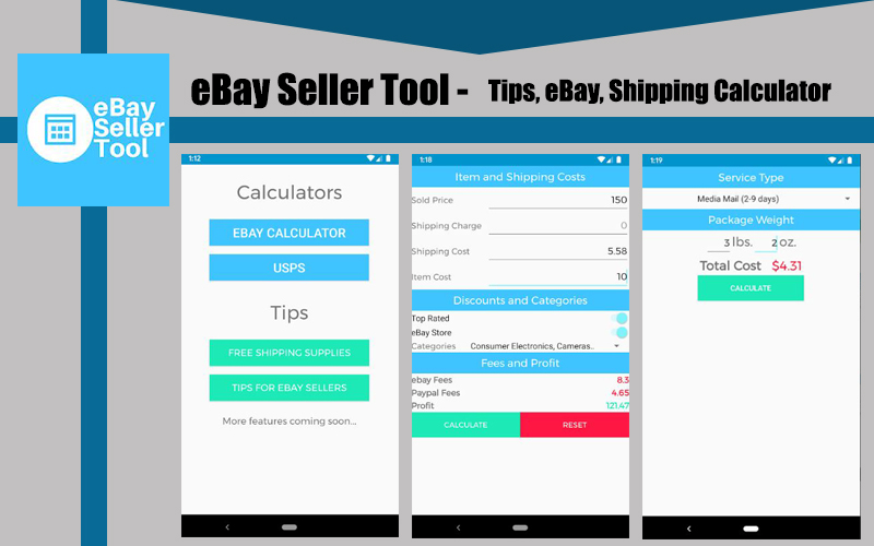 Ebay Seller Tool Tips Ebay Shipping Calculator Apps4review
