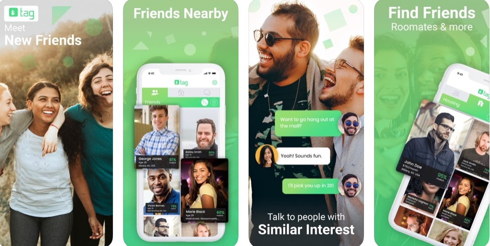 This friendship matchmaker app is perfect for anyone