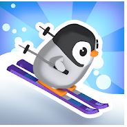 Mountain Madness – Let Us Help The Penguin Reach The Finish Line