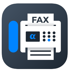 Alpha Fax – Scan & Send Faxes